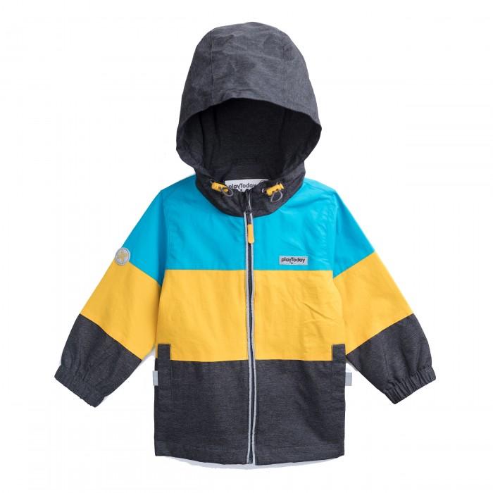 Купить Верхняя одежда, Playtoday Куртка для мальчиков Весельчак 197011