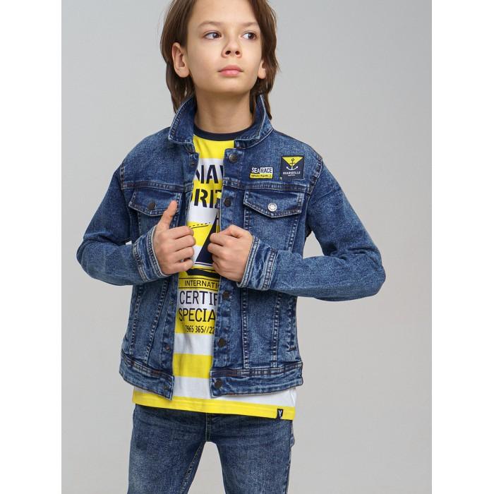 Playtoday Куртка джинсовая для мальчика 12111523