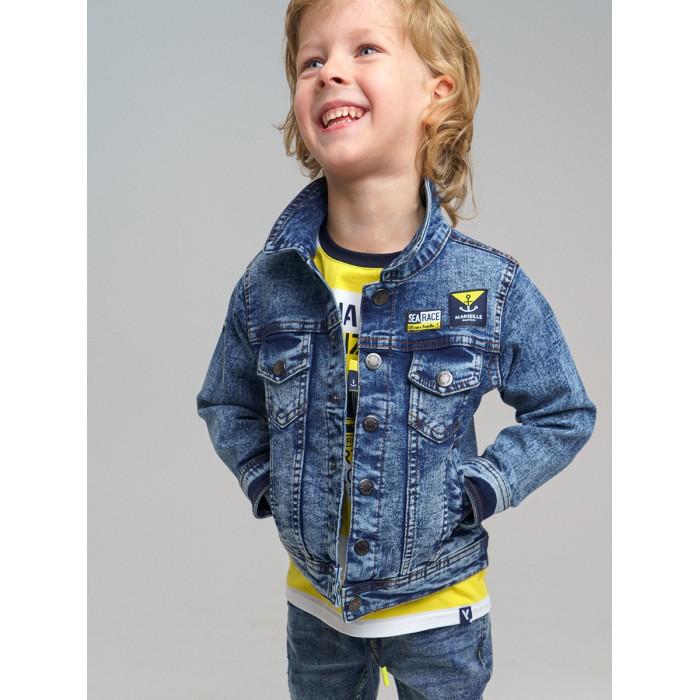 Playtoday Куртка джинсовая для мальчика 12112523