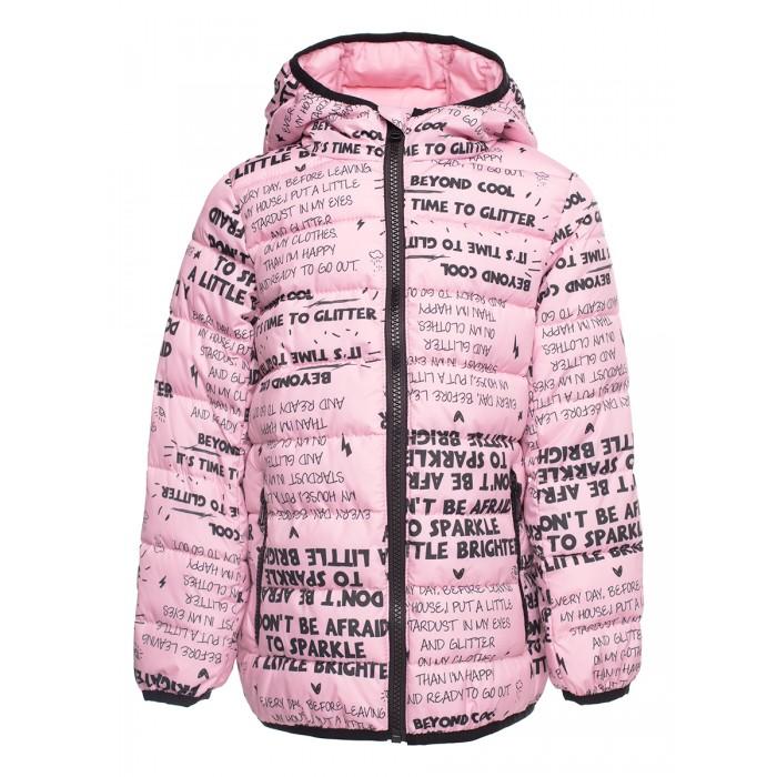 Верхняя одежда Playtoday Куртка текстильная для девочек 392017/394017