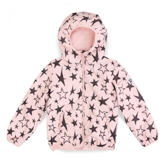 Куртки, пальто, пуховики Playtoday Куртка текстильная для девочек Рок-принцесса 182037, Куртки, пальто, пуховики - артикул:451559