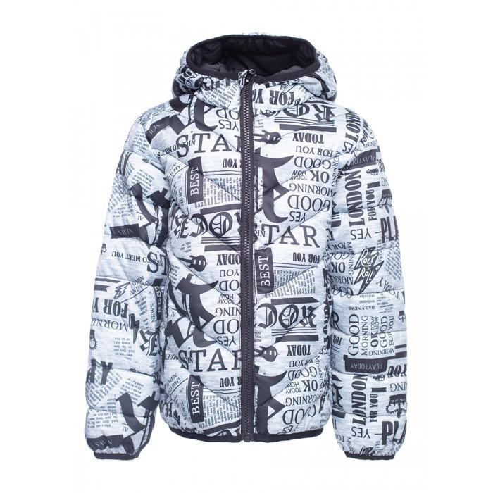 Купить Верхняя одежда, Playtoday Куртка текстильная для мальчиков 391041/393041