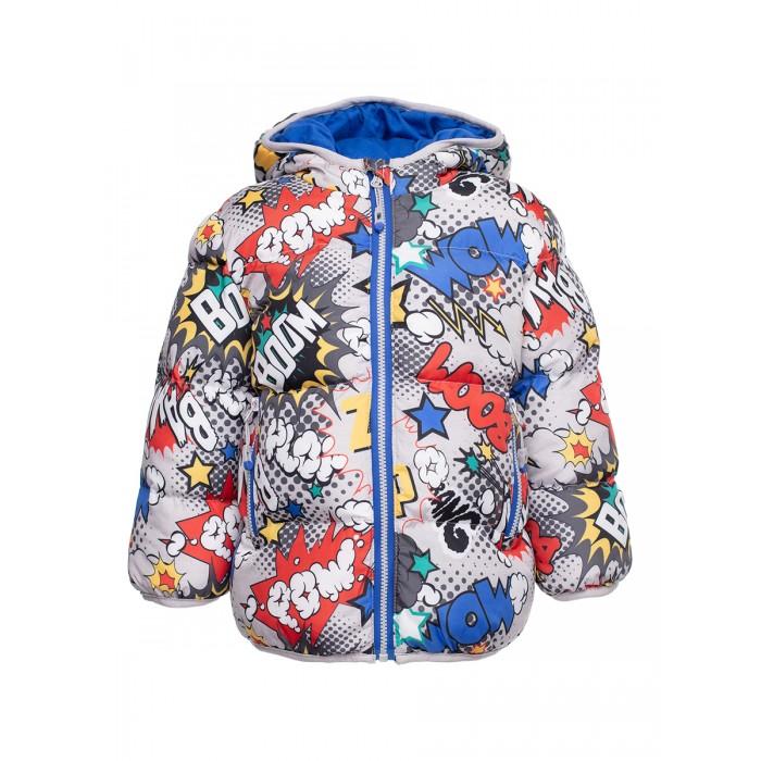 Купить Верхняя одежда, Playtoday Куртка текстильная для мальчиков 397001