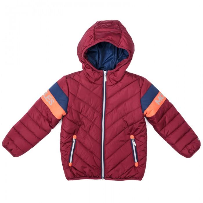 Куртки, пальто, пуховики Playtoday Куртка текстильная для мальчиков Драйв 371053 куртки пальто пуховики playtoday куртка текстильная для мальчиков пульс лондона 371001