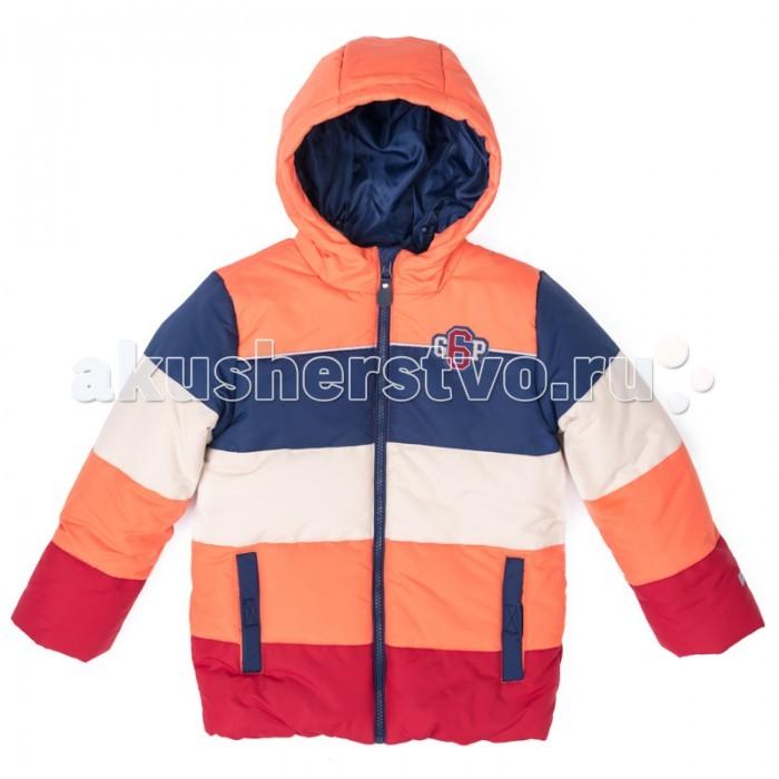 Детская одежда , Куртки, пальто, пуховики Playtoday Куртка текстильная для мальчиков Драйв 371051 арт: 369628 -  Куртки, пальто, пуховики