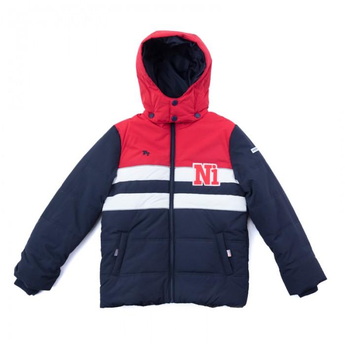Детская одежда , Куртки, пальто, пуховики Playtoday Куртка текстильная для мальчиков Футбольный клуб 181001 арт: 459401 -  Куртки, пальто, пуховики