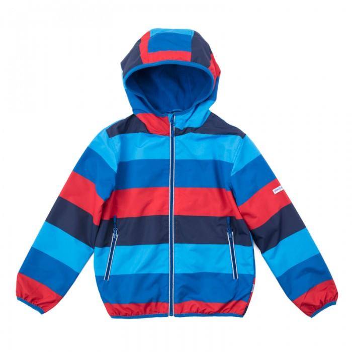 Детская одежда , Куртки, пальто, пуховики Playtoday Куртка текстильная для мальчиков Футбольный клуб 181003 арт: 459456 -  Куртки, пальто, пуховики