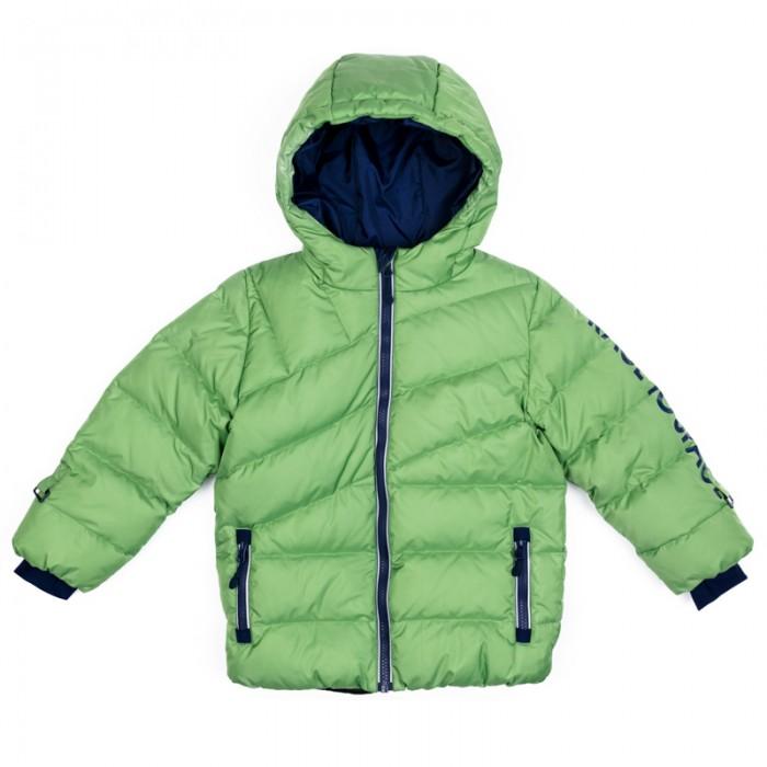 Куртки, пальто, пуховики Playtoday Куртка текстильная для мальчиков Космическое путешествие 371152 куртки пальто пуховики playtoday куртка текстильная для мальчиков пульс лондона 371001