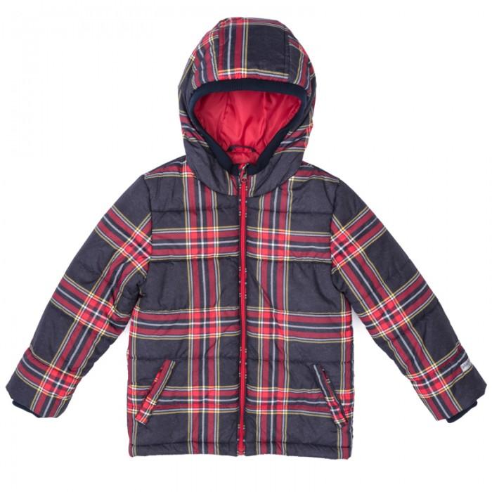 Куртки, пальто, пуховики Playtoday Куртка текстильная для мальчиков Пульс Лондона 371001 куртки пальто пуховики playtoday куртка текстильная для мальчиков пульс лондона 371001