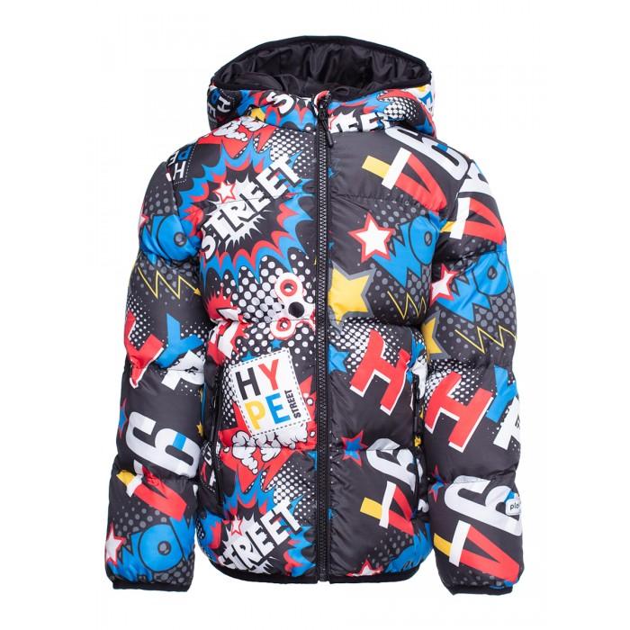 Купить Верхняя одежда, Playtoday Куртка текстильная для мальчиков