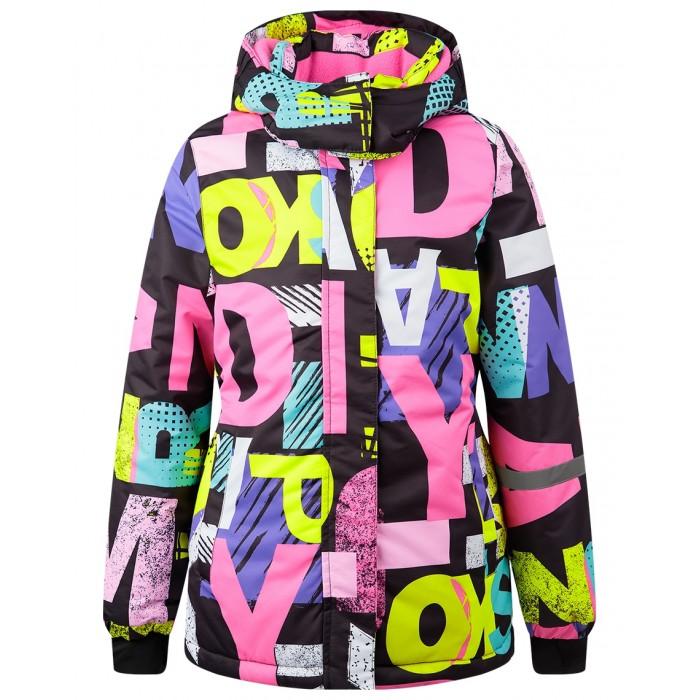 Playtoday Куртка утепленная для девочки Active tween girls