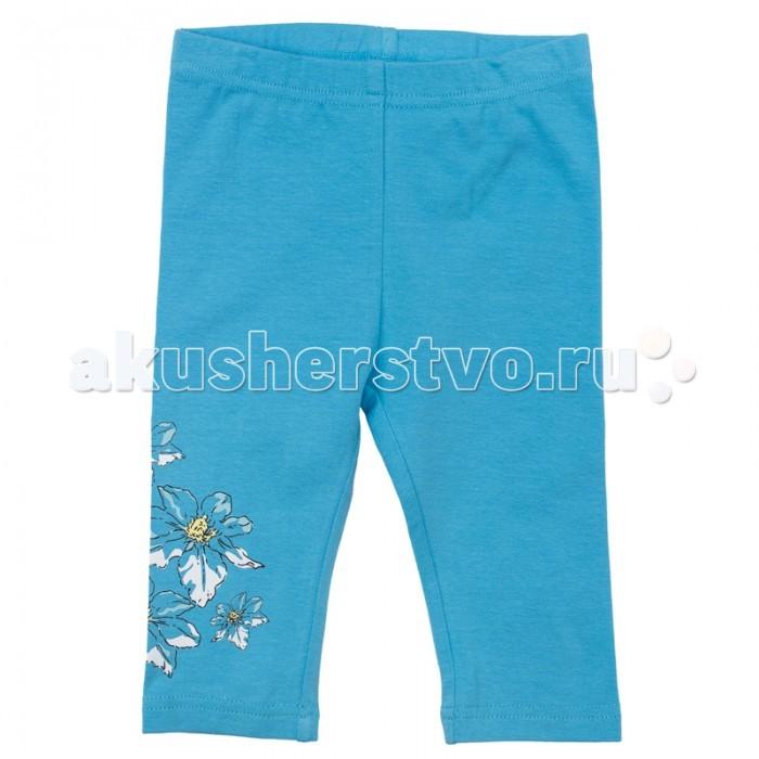 Брюки, джинсы и штанишки Playtoday Леггинсы для девочки Веселая улитка 178079 брюки джинсы и штанишки playtoday джинсы для девочки фруктовый лед 172169