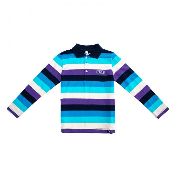 Водолазки и лонгсливы Playtoday Лонгслив для мальчиков Встреча с галактикой 381117 брендовая одежда
