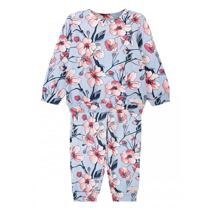Playtoday Лонгслив и брюки для девочек Grand Theatre baby girls 3202309