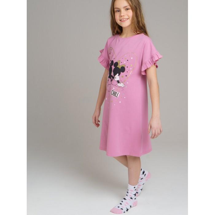 Купить Домашняя одежда, Playtoday Ночная сорочка для девочек 120124908
