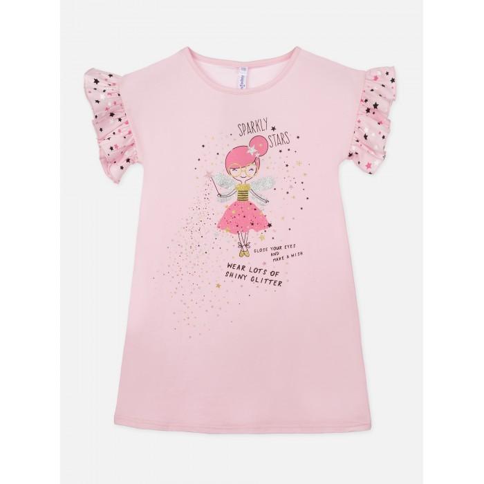 Купить Домашняя одежда, Playtoday Ночная сорочка для девочки 120224004