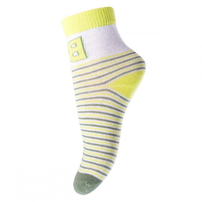 Колготки, носки, гетры Playtoday Носки детские трикотажные для мальчиков Веселый алфавит 177085 гетры мальчиков