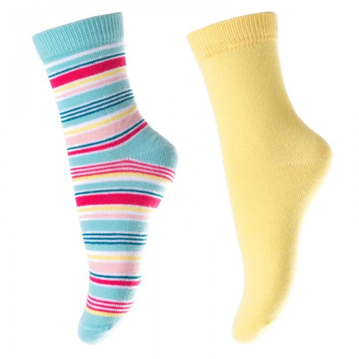 Колготки, носки, гетры Playtoday Носки для девочки 2 пары Волшебная страна 172040