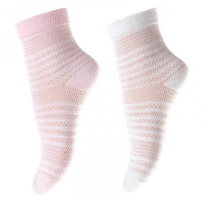 Колготки, носки, гетры Playtoday Носки для девочки 2 пары Лучшие друзья 178044