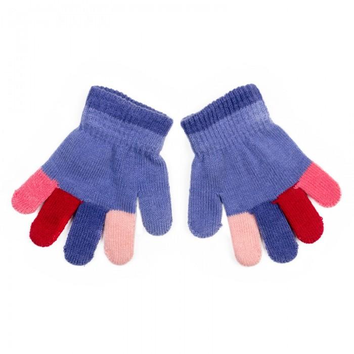 Варежки, перчатки и шарфы Playtoday Перчатки детские трикотажные для девочек Лучшие друзья 378042 варежки  перчатки и шарфы jollein шарф confetti knit