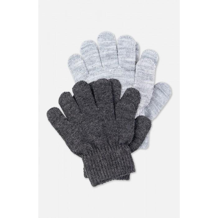 Купить Шапки, варежки и шарфы, Playtoday Перчатки для мальчика Forest camping 2 пары