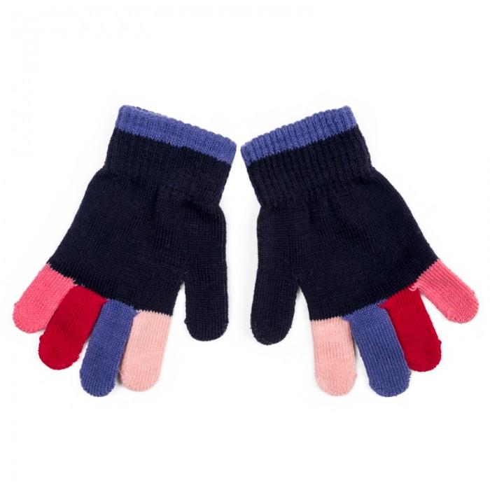 Варежки, перчатки и шарфы Playtoday Перчатки трикотажные для девочек Осеннее настроение 372087 варежки  перчатки и шарфы jollein шарф confetti knit