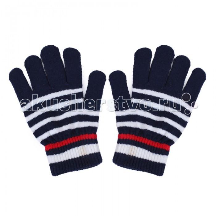Варежки, перчатки и шарфы Playtoday Перчатки трикотажные для мальчиков Футбольный клуб 181025 варежки  перчатки и шарфы jollein шарф confetti knit