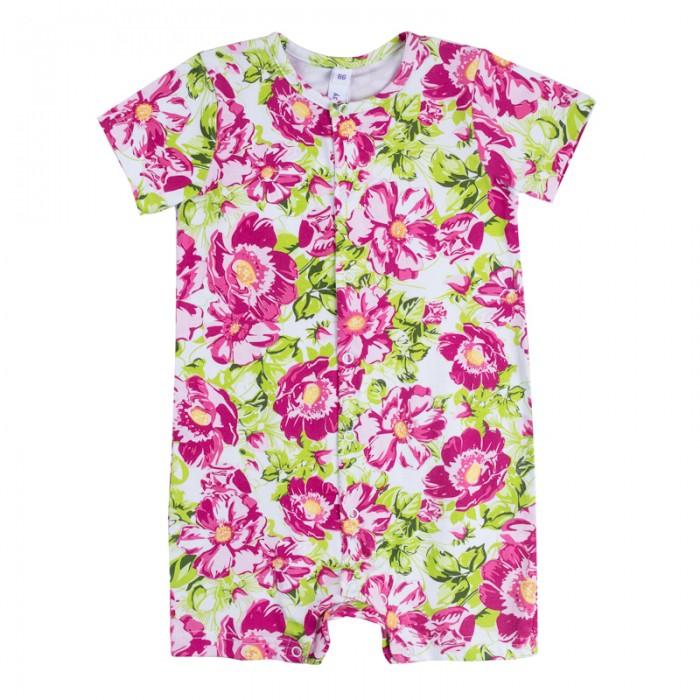 Боди и песочники Playtoday Песочник для девочек Мой цветочек 188869 одежда для детей