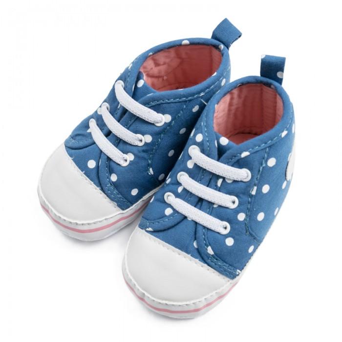 Обувь и пинетки Playtoday Пинетки детские для девочек Флоранс 188835
