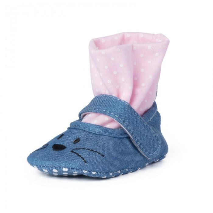 Обувь и пинетки Playtoday Пинетки детские для девочек Флоранс 188837