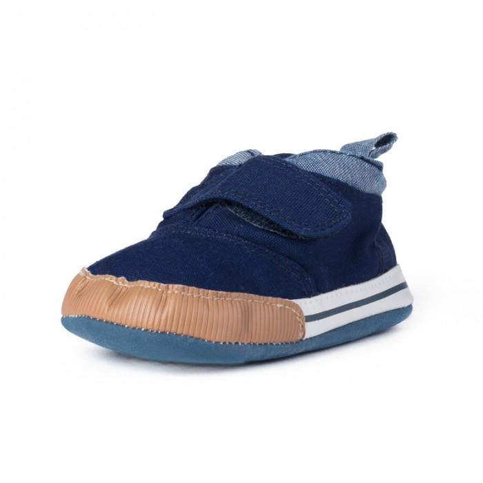 Обувь и пинетки Playtoday Пинетки для мальчиков Маленький динозаврик 187837