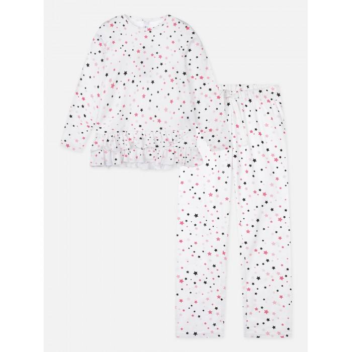 Купить Домашняя одежда, Playtoday Пижама для девочки 120224001