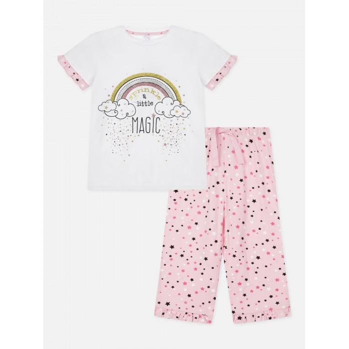 Купить Домашняя одежда, Playtoday Пижама для девочки 120224003