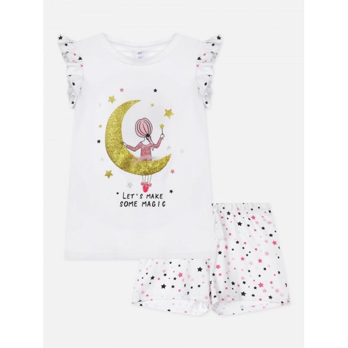 Купить Домашняя одежда, Playtoday Пижама для девочки 120224026