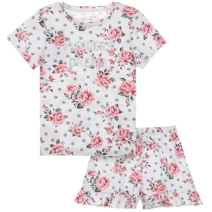 Фото - Домашняя одежда Playtoday Пижама для девочки 12122020 домашняя одежда mayoral newborn пижама для девочки 2758
