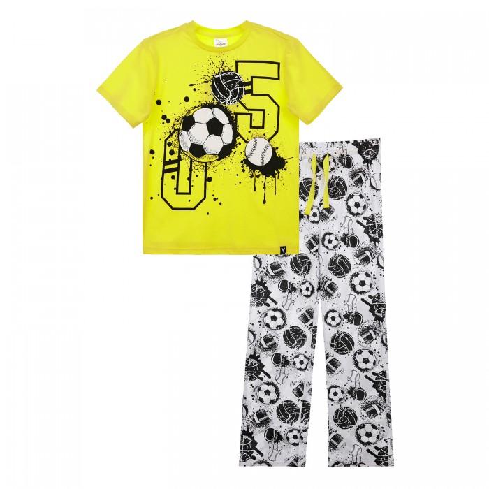 Фото - Домашняя одежда Playtoday Пижама для мальчика 12111026 домашняя одежда mayoral newborn пижама для мальчика 2767