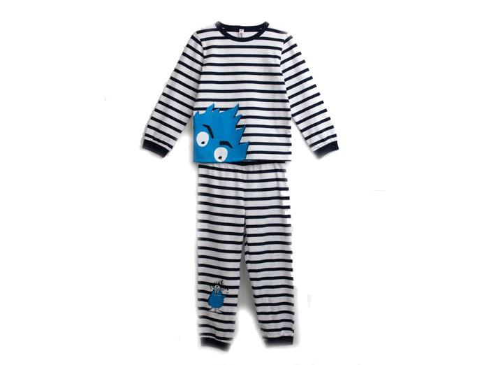 Купить Домашняя одежда, Playtoday Пижама для мальчиков Домовенок 195001