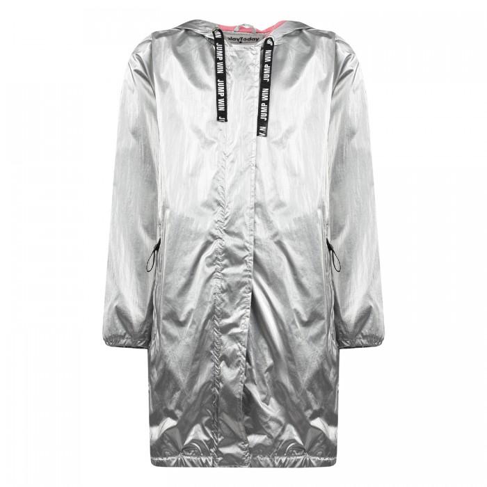 Купить Верхняя одежда, Playtoday Плащ-дождевик для девочек 120127006