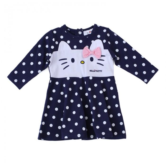 Детские платья и сарафаны Playtoday Платье детское трикотажное для девочек Флоранс 688808