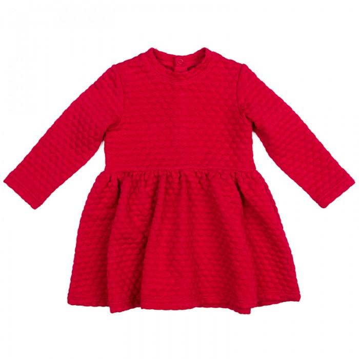 Детские платья и сарафаны Playtoday Платье детское трикотажное для девочек Лучшие друзья 378016 платья для девочек платья для девочек