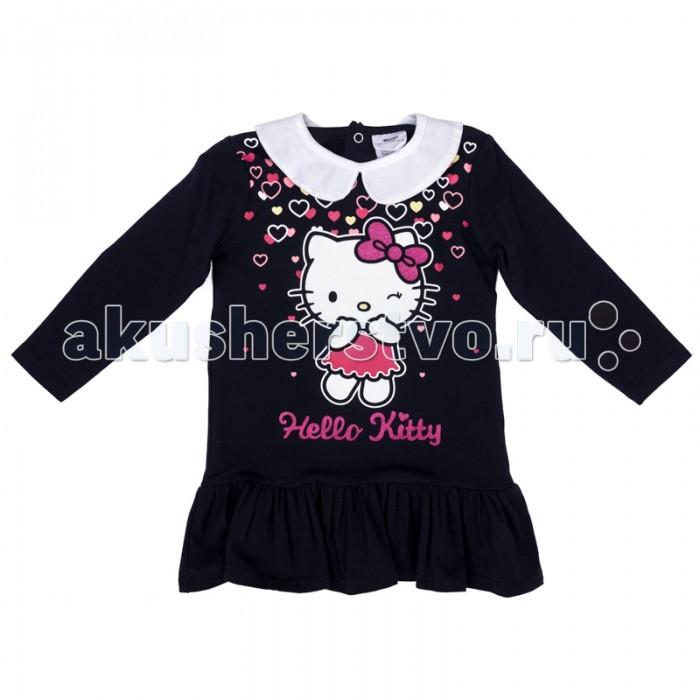 Детские платья и сарафаны Playtoday Платье детское трикотажное для девочек Лучшие друзья 578003