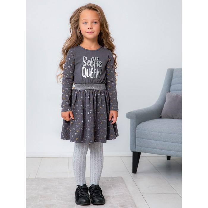Платья и сарафаны Sweet Berry Платье для девочки Королева селфи 934082