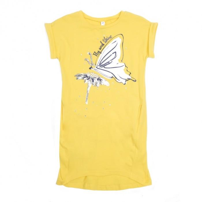 Детские платья и сарафаны Playtoday Платье для девочки Летний букет 282005