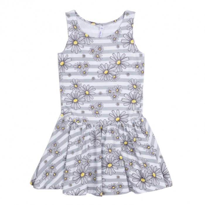 Платья и сарафаны Playtoday Платье для девочки Летний букет детские платья и сарафаны playtoday платье для девочки летний букет 982002