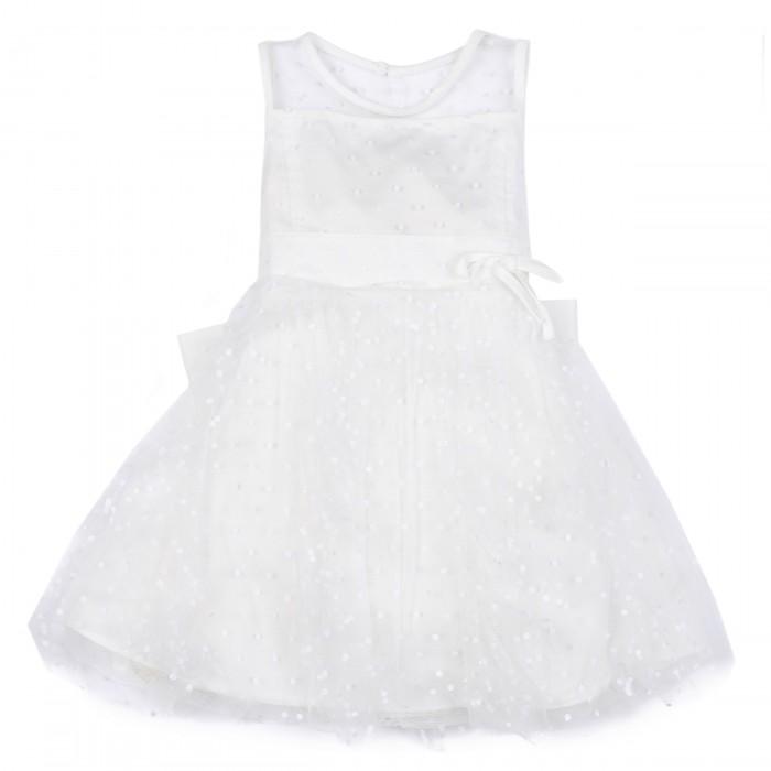 Playtoday Платье для девочки Новогодние огни 488001/482008