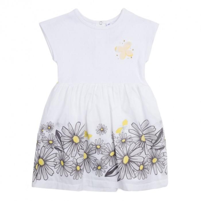 Детские платья и сарафаны Playtoday Платье для девочки Ромашковое лето, Детские платья и сарафаны - артикул:521801