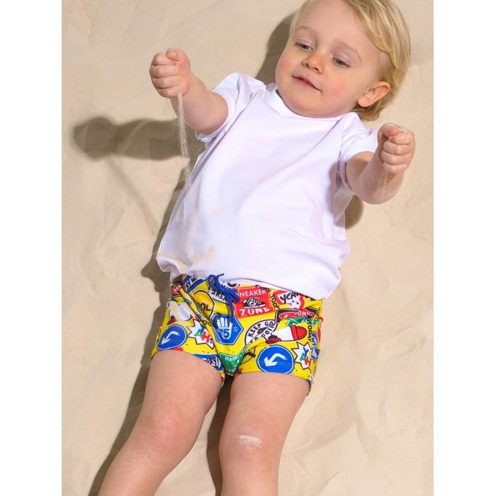 Плавки Playtoday Плавки-шорты для мальчика 12113341 плавки pelican шорты купальные для мальчика bwhe3216