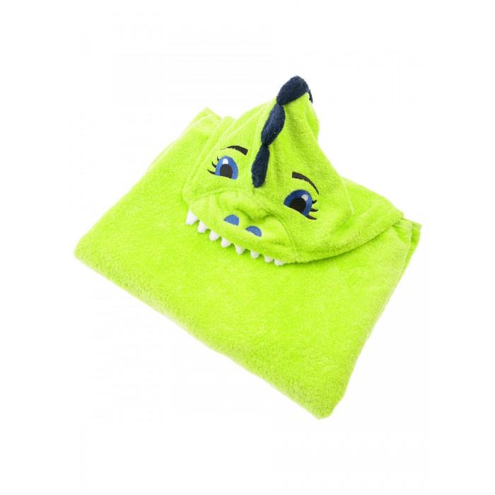 Playtoday Полотенце текстильное с капюшоном для мальчиков 12112041