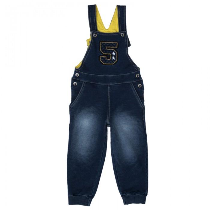 Детская одежда , Комбинезоны и полукомбинезоны Playtoday Полукомбинезон детский текстильный для мальчиков 377021 Веселый алфавит 377021 арт: 367583 -  Комбинезоны и полукомбинезоны