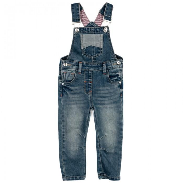 Брюки, джинсы и штанишки Playtoday Полукомбинезон детский